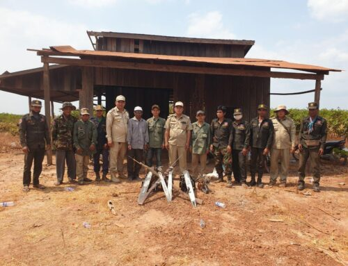 Forest Law Enforcement Activities Conducted in the Project Area
